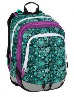 17035262f7 Školní batoh pro prvňáčky Bagmaster Alfa 9 B Black   Turquoise