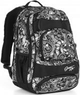 Studentský dívčí batoh HIT 894 A Black 81cf9da97d