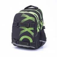 Studentský batoh OXY One Wind Green 75f3f9149c