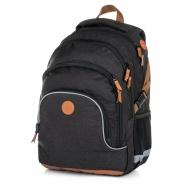 dfd74a09cb Školní batoh OXY SCOOLER Black
