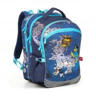 0cfc24ef903 Školní batoh COCO 18015 B