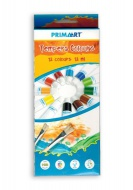 Tempery 12 barev Primart 12ml