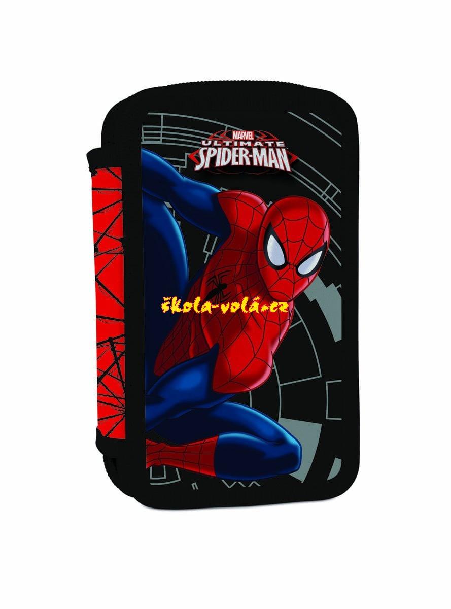 003f038f84c Dvoupatrový penál Spiderman