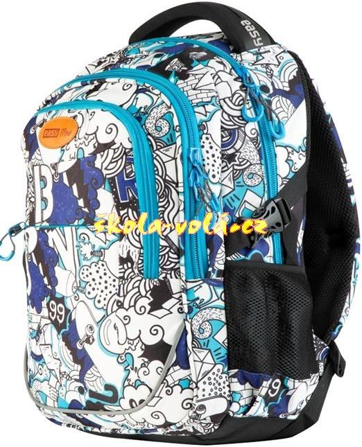 Školní batoh sportovní  9cf312c745
